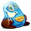 Twitter Monster Icon