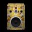 Speaker Retropeach Icon