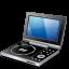 Portable DVD Player Icon