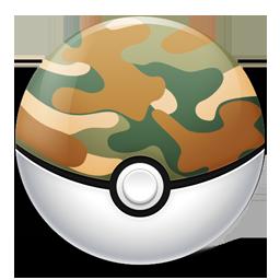 Safari Ball Icon Download Poke Balls Icons Iconspedia