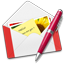 Write Letter GMail icon