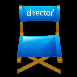 Directors Chair Icon Download Cinema Icons Iconspedia