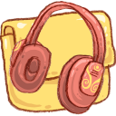 Folder Music Headphones-128