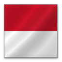 Indonesia flag-128