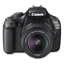 Canon 1100D front up Icon