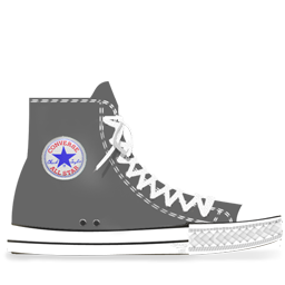 Converse Grey