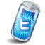 Soda twitter icon