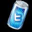 Soda twitter icon