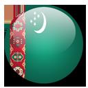 Turkmenistan Flag-128