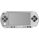 PSP silver-128