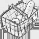 Basket full-128
