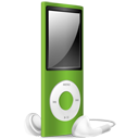 iPod Nano green off-128