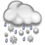 Wet Flurries Icon