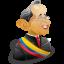 Alvaro Uribe Icon