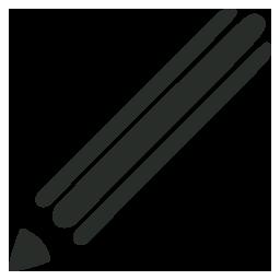 Pencil outline
