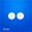 Windows 8 Flickr icon