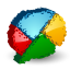 Google Buzz sponge Icon