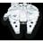 Millenium Falcon Star Wars-48