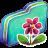 Flower Green Folder-48
