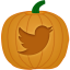 Twitter Pumpkin Icon