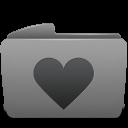Folder heart-128