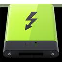 HDD Green Thunderbolt-128