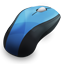 Mouse Blue icon