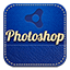 Photoshop retro Icon