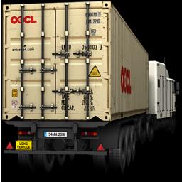 OOCL Truck