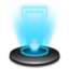 Music player Hologram-64