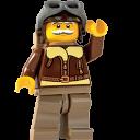 Lego Pilot-128