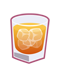 Godmother cocktail icon