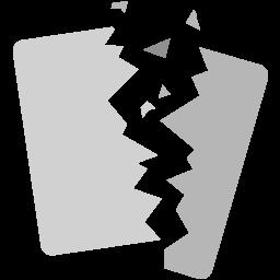 Debris Document Grey