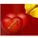 Arrow And Hearts-128