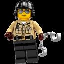 Lego Pig-128
