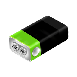 Green Battery Icon Download Electric Icons Iconspedia