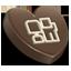 Digg heart-64