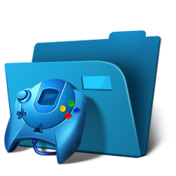 Games Folder Icon Download Rumax Ip Icons Iconspedia