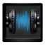 Black Audacity icon