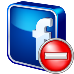 Facebook Delete Icon Download Windows 7 Icons Iconspedia