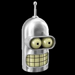 Bender Shiny Metal