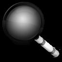 Magnifier black-128