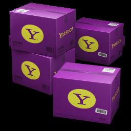 Yahoo Shipping Box