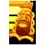Mask yellow Icon