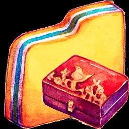 Personal Storage Folder