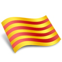 Catalunya Catalonia Flag-128