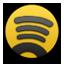 Honeycomb Spotify Icon