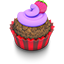 Straberry Cupcake icon
