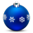 Ornament with Snow Flakes-48