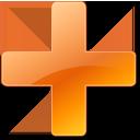 Plus  orange-128